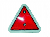 Red Triangle With Frame (2 Pack)